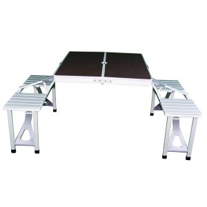 2719 Folding Table and Chairs