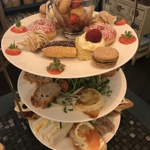 Afternoon tea reservation